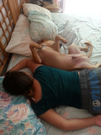 Tylor caught me in bed with his best friend