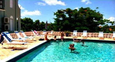 poolside bday